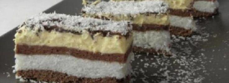 Kókuszhercegnő, a világ legfinomabb süteménye!