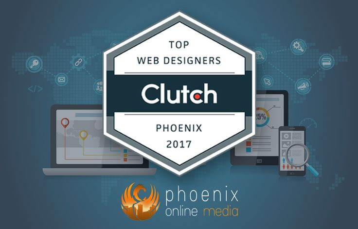 Recognized Top 10 Phoenix Web Design Agency! Phoenix Online Media