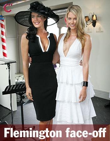 Megan & Jen - Melbourne Cup Day