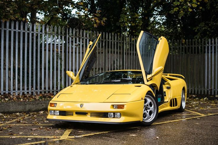 1996 Lamborghini Diablo Se30 for Sale | Classic Cars for Sale UK