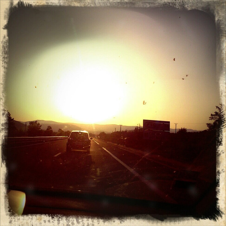 Way back road