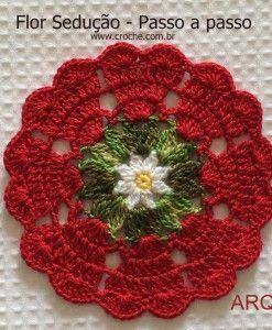 Loja de crochê online com uma grande variedade de produtos.