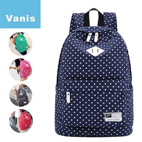 Moda Dot Design mochila mulheres saco de viagem mulheres sacos de escola para adolescentes mochila mochila para adolescentes meninas em Mochilas de Mochilas & bagagem no AliExpress.com   Alibaba Group