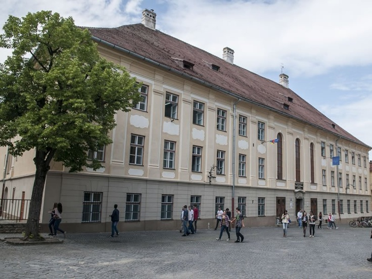 Colegiul national Samuel Von Brukenthal Sibiu