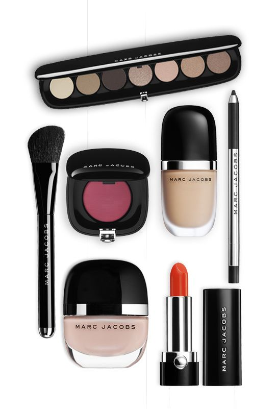 Le make-up selon Marc Jacobs http://www.vogue.fr/beaute/buzz-du-jour/diaporama/le-make-up-selon-marc/17909