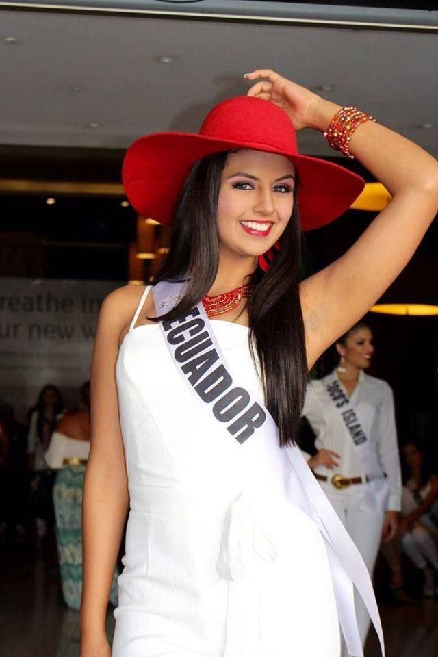 Dayanara Peralta, la ecuatoriana que conquistó el Miss Teen Universe - Gente - Vida y Estilo | El Universo