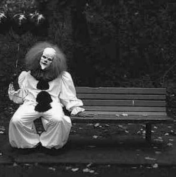 29 Best Images About Creepy Clowns On Pinterest