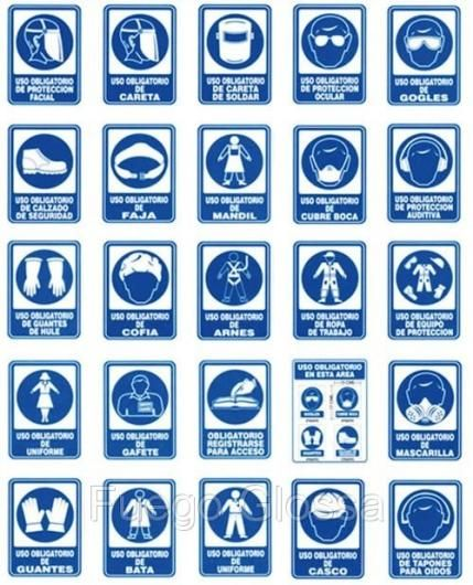 Imágenes de Señalizacion de seguridad industrial