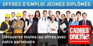Offres stages, alternance et d'emploi jeunes diplômés (France)