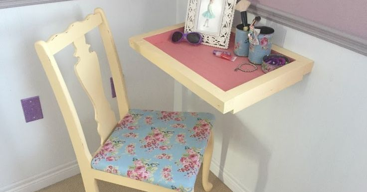 When we were planning our daughter's bedroom makeover, most of the discussions centred around the huge loft bed we were building .      B...