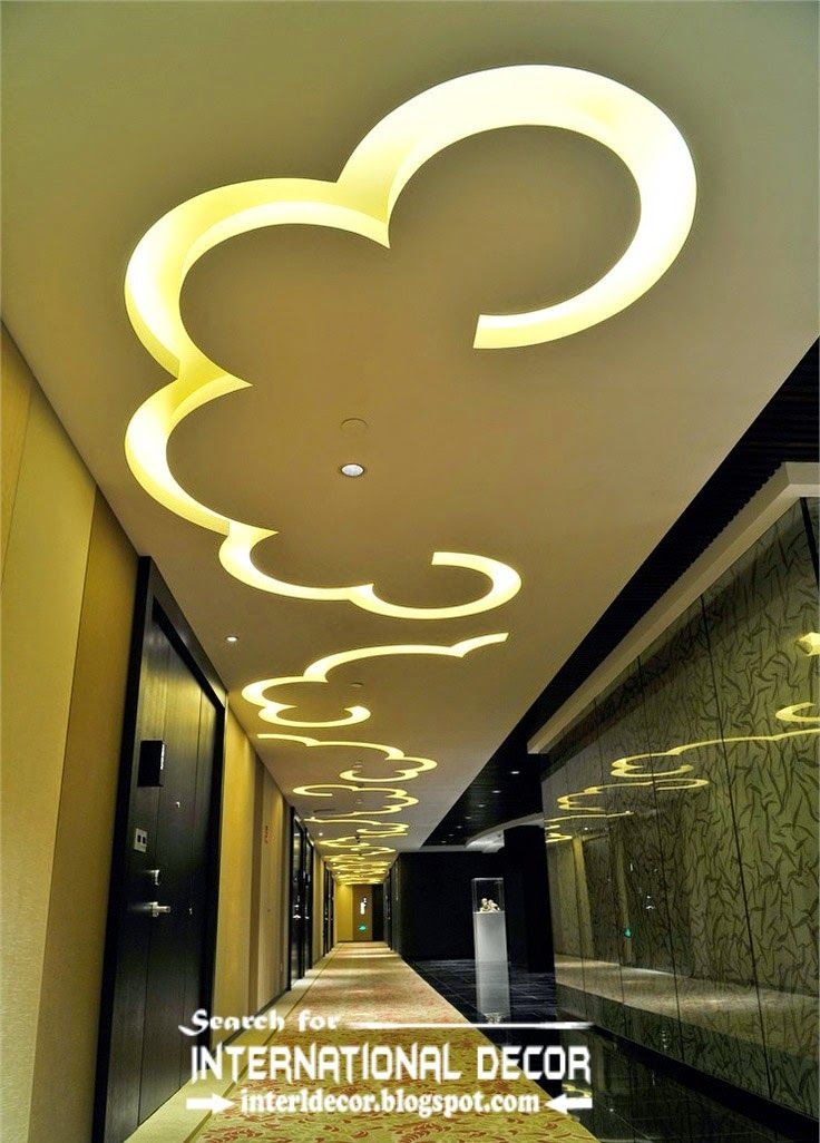 modern suspended ceiling lights for hallway ceiling lighting ideas