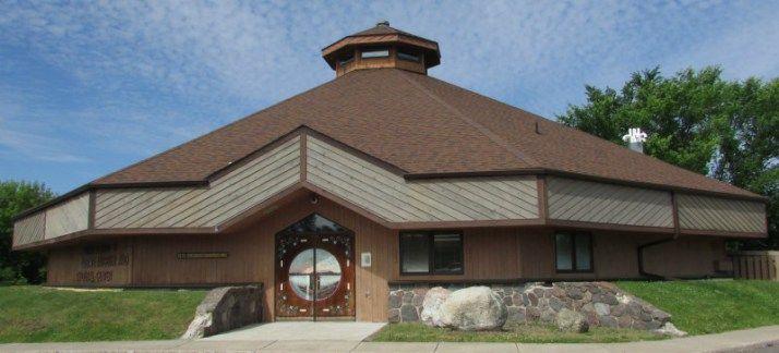George W. Brown Jr. Chippewa Museum and Cultural Center in Lac du Flambeau