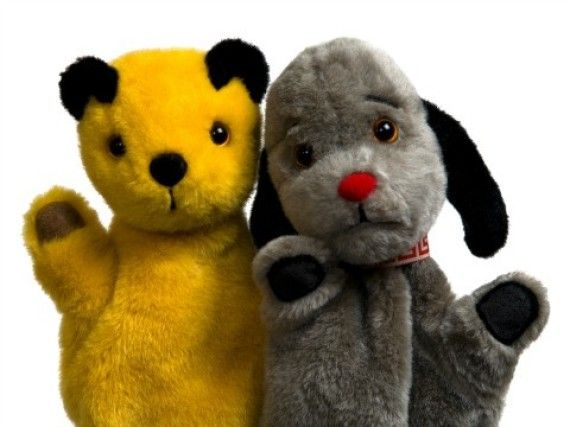 Sooty and Sweep :)