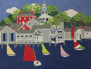 Sea Breeze Designs - The Wellesley Needlepoint Collection, Inc
