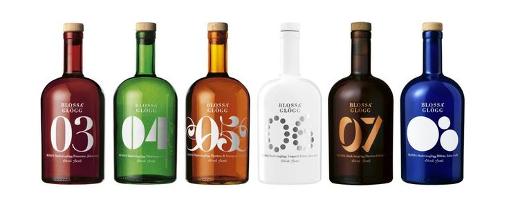 Read more: https://www.luerzersarchive.com/en/magazine/print-detail/pernod-ricard-nordic-46884.html Pernod Ricard Nordic Packaging for Blossa Glögg, a spiced wine that is drunk hot. Tags: BVD, Stockholm,Pernod Ricard