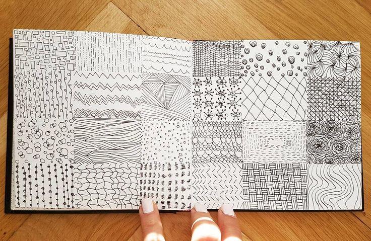 @_barboring #illustration #sketch #sketchbook #pattern #patterndesign #surfacedesign #inkart #doodle #doodleart #drawing #barboring