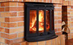 Prefab Fireplace Insert Gallery