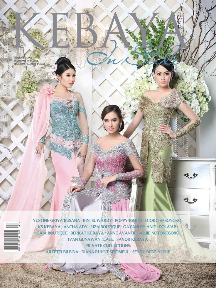 Kebaya in Style vol. 3    https://www.facebook.com/KebayaInStyle