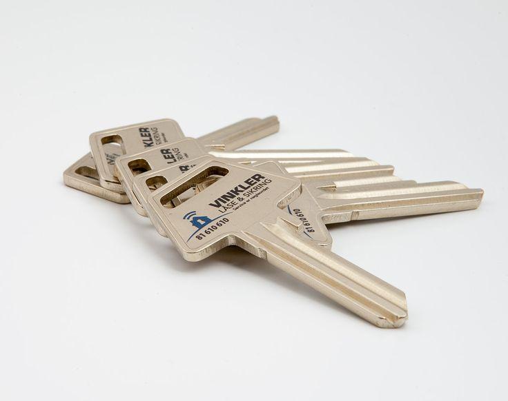 Tryk på nøgler i alle størrelser hos Luksus Tryk ApS