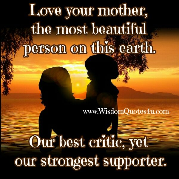 You Only Have One Mother Quotes: 17 Best Images About Mother Quotes On Pinterest