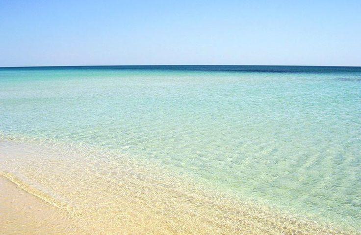 Campomarino di Maruggio, in Puglia: avete mai visto un mare così trasparente? | WePlaya