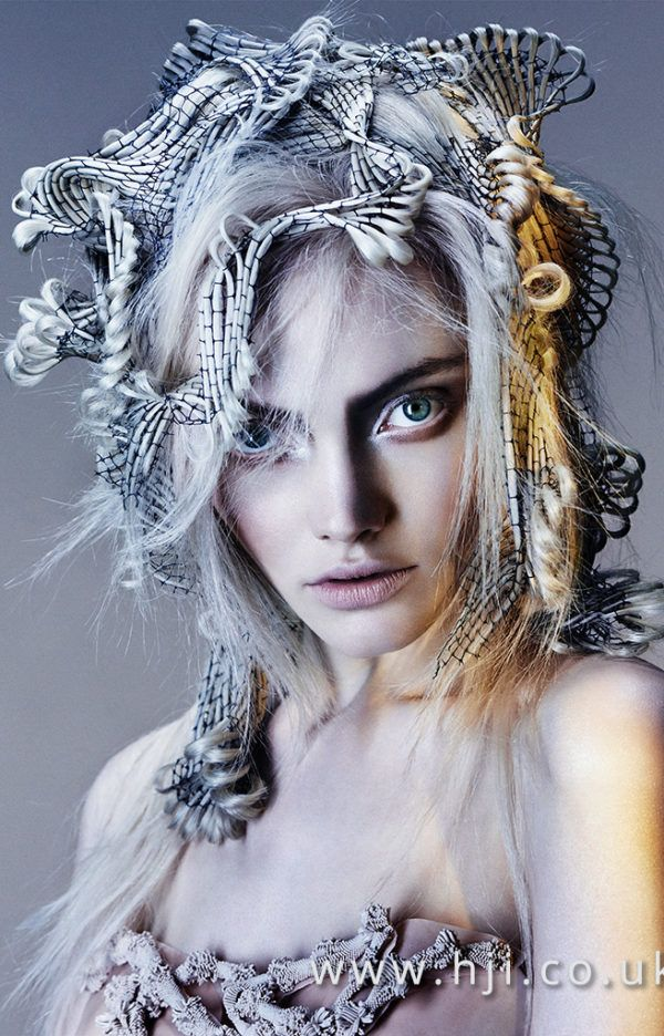 19 Best Avant Garde Hair Inspiration Images On Pinterest