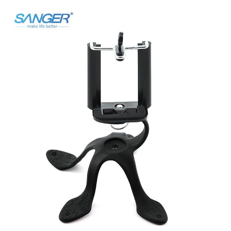 Best price US $9.41  SANGER GekkoPod Portable Flexible Gecko Mini Tripod Mount+phone clip Holder for iPhone  GoPro Hero 5/4 Xiaomi Yi SJCAM SJ5000  #SANGER #GekkoPod #Portable #Flexible #Gecko #Mini #Tripod #Mount+phone #clip #Holder #iPhone #GoPro #Hero #Xiaomi #SJCAM  #CyberMonday