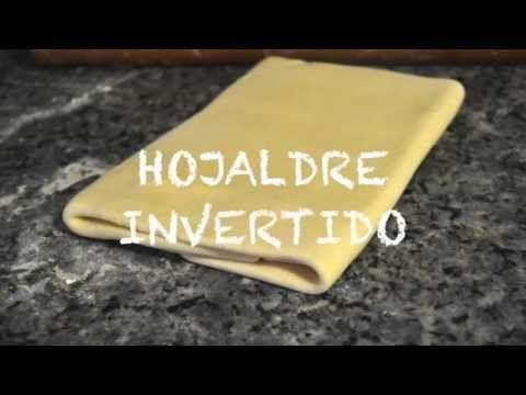 Hojaldre Invertido! Super fácil y Deliciosisisimo - YouTube