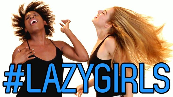 6 Amazingly Simple Hairstyles For Lazy Girls