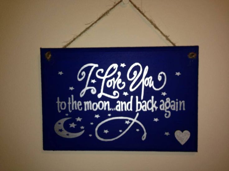 Heartwarming wording which would look fab in any bedroom.Available in a range or colours and sizes too