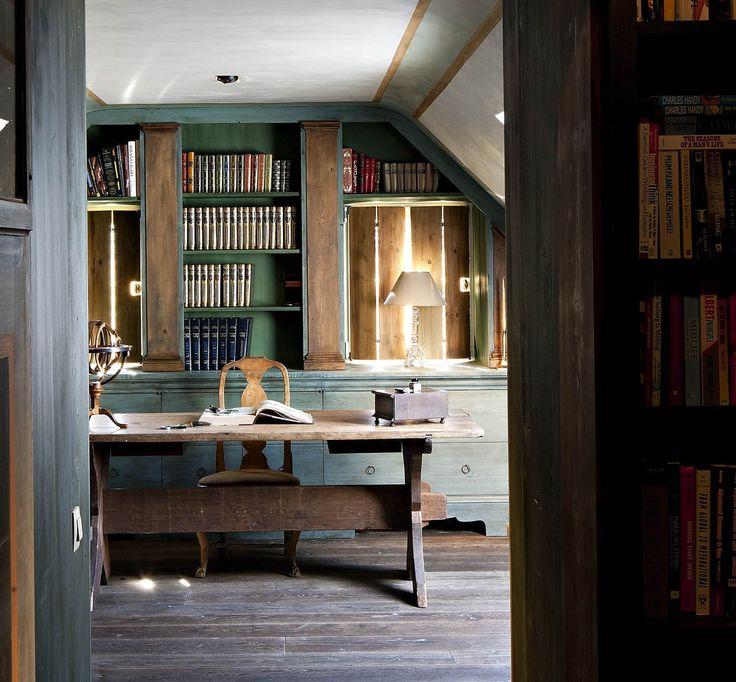 25 beste idee n over rustieke vloeren op pinterest rustieke hardhouten vloeren rustieke - Muurbekleding houten badkamer ...