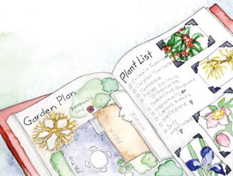 Online Garden Journal