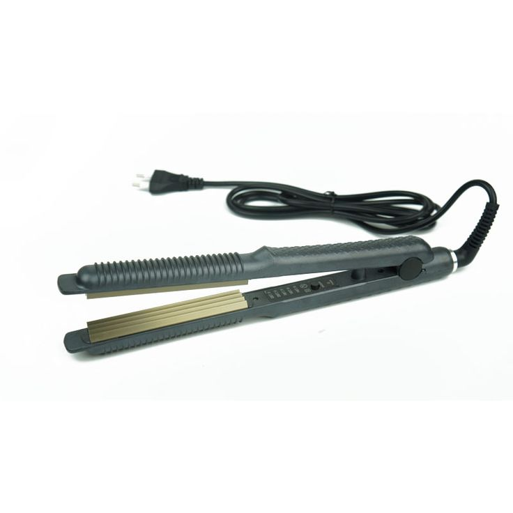 New hair straightening iron Temperature Control Hair Straighteners Corrugated Iron Hair Care Styling Tools