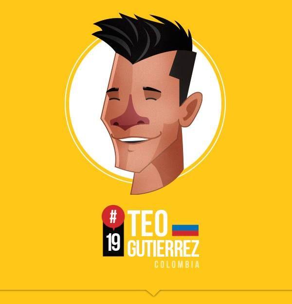 Teo Gutierrez by Petirojo