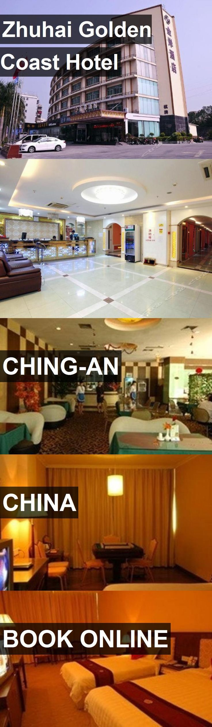 Zhuhai Golden Coast Hotel in Ching-an, China. For more information, photos, reviews and best prices please follow the link. #China #Ching-an #travel #vacation #hotel