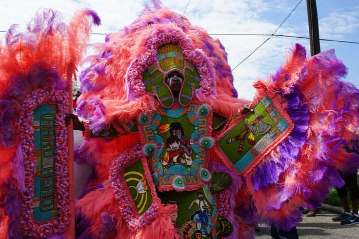 Learn about flag boys, spy boys, and the incredible tradition of Mardi Gras Indian Super Sunday in New Orleans.