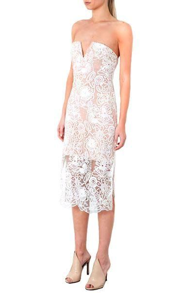 Elliatt - Serenity Lace Midi Dress