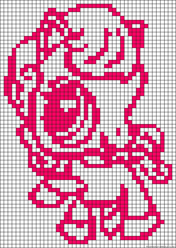 Littlest Pet Shop Perler Bead Pattern Cross Stitch And