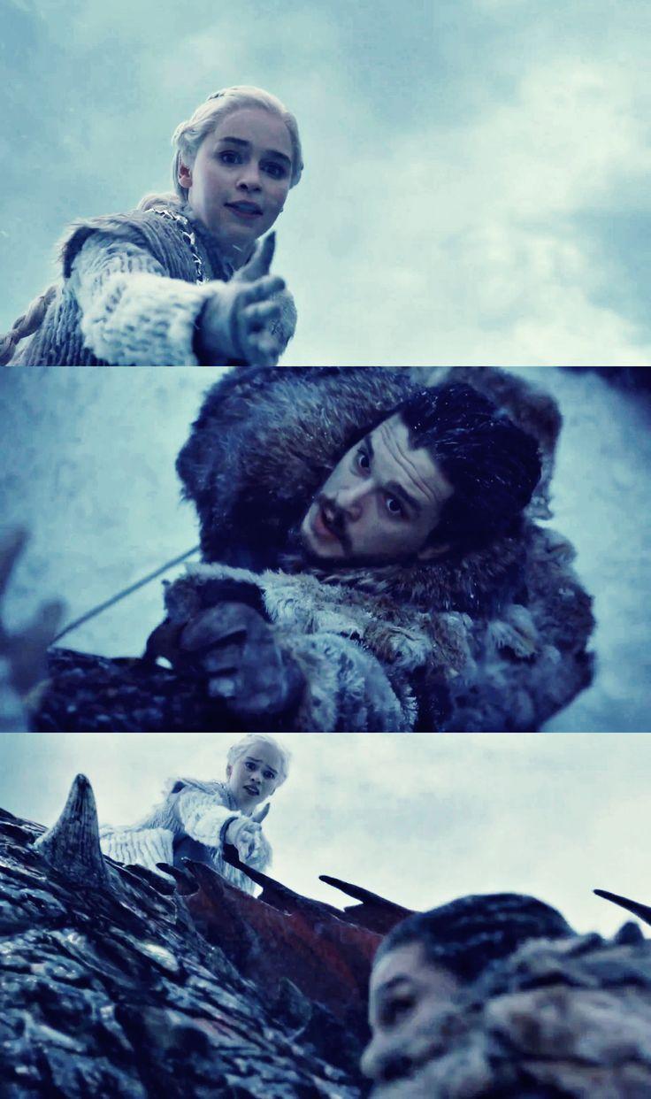 Jonerys 7x6 Game of Thrones