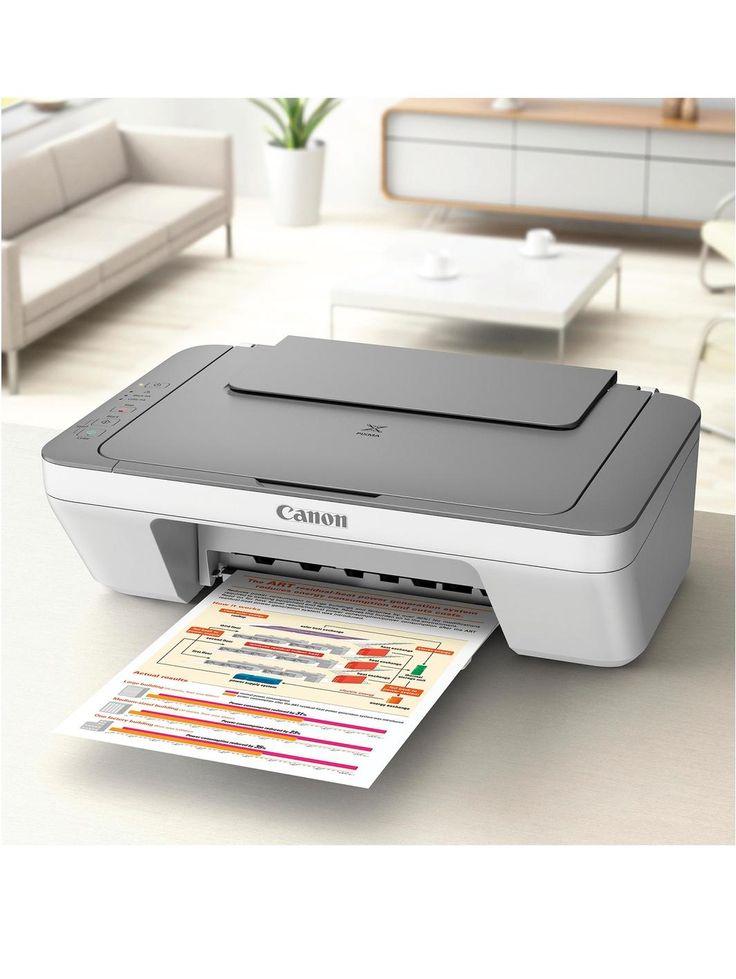 Canon PIXMA MG2450 All-in-One Inkjet Printer | very.co.uk