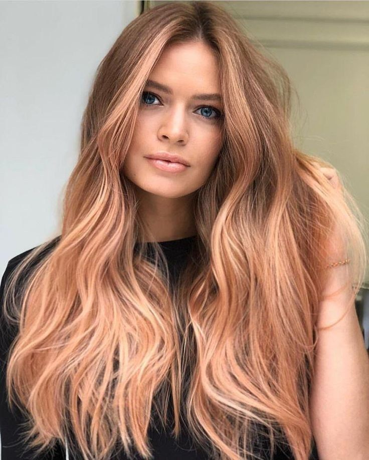 ❤50 most amazing balayage long hairstyles for women 2019 25