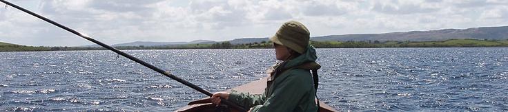 Fly Fishing Holidays Ireland - Great Fishing Houses of Ireland