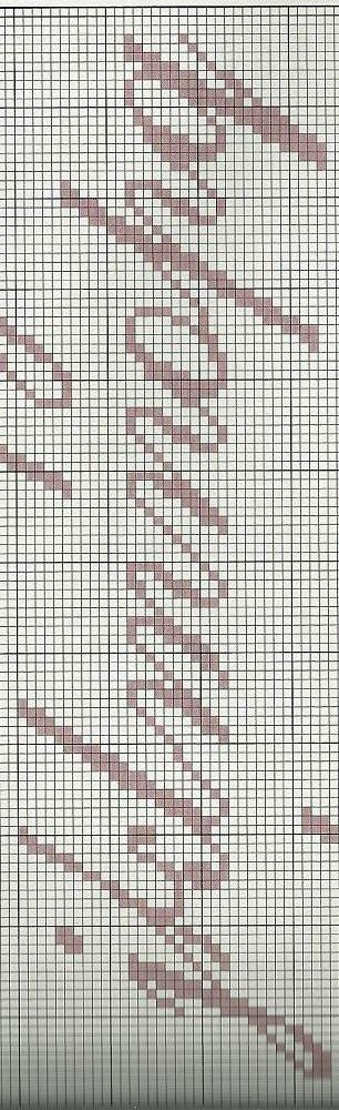GRAFICOS PUNTO DE CRUZ GRATIS : ABECEDARIOS(56)