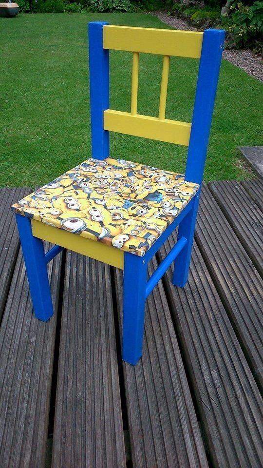 Minions chair