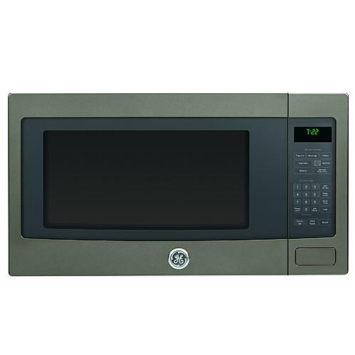 Ge Countertop Microwave In Slate : about Microwave Oven on Pinterest Space saver microwave, Microwave ...