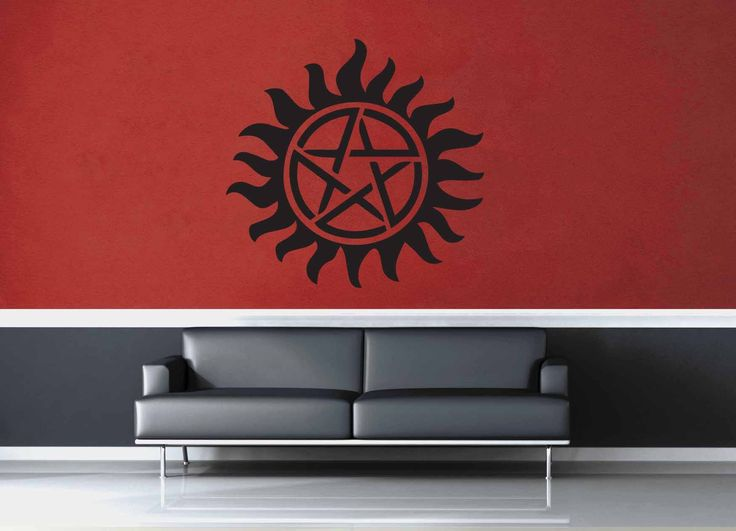 Supernatural - Wall Decal