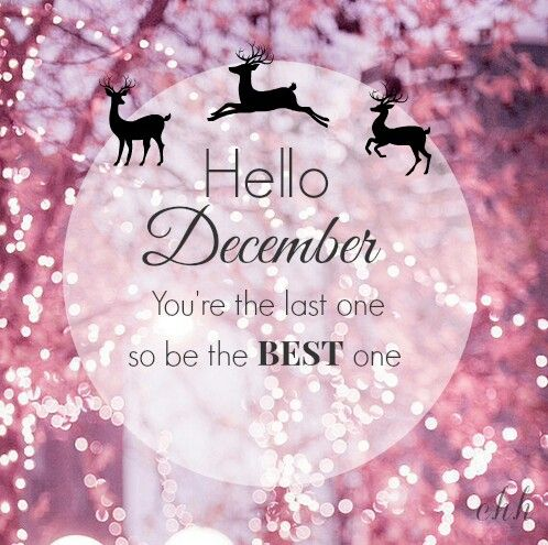 Let's make it a great month!!