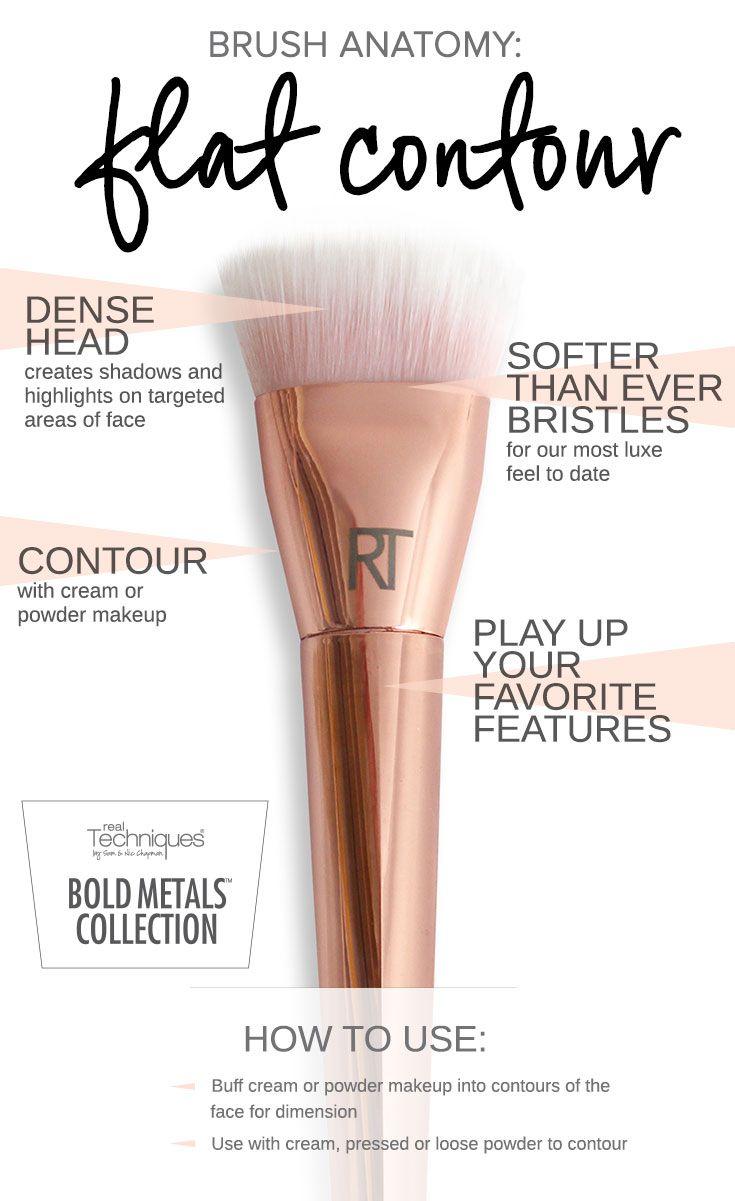 25+ best ideas about Contour brush on Pinterest | Makeup ...