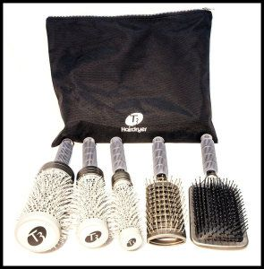 Ceramic Brush Set T3 Essential Brush Set From 100% tourmaline infused diffusers to ceramic, heat retaining brushes, we incorporate our pioneering tourmaline technology, into all t3 accessories ensuring superior styling every time. Carbon combs for super sleek hair. The anti-gravity brush creates volume.  http://theceramicchefknives.com/ceramic-brush-set/ Ceramic Brush Set T3 Essential Brush Set