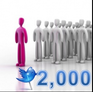 """The steps to reach your first 2,000 followers fast.        -Set your topics of interest.         -Try to find """"twitterers"""" that are influential in your topic of interest and search if they are on Twitter, it could be a writer, a consultantLeadership Advice, Media Info, Social Media Marketing, 2000 Following, Twitter Following, Finding Twitter, Free Twitter, Blog Tips, Basic Blog"""